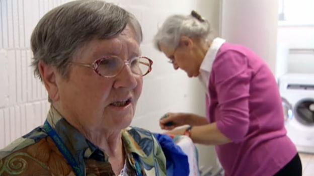 Video «Altersgemeinschaft statt Altersheim» abspielen