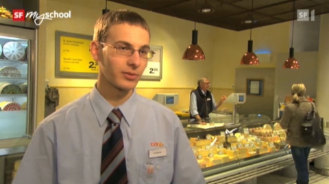 Berufsbild: Detailhandelsfachmann EFZ Nahrungs- und Genussmittel