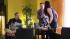 Video «Spot On Melanie Baumann: Blind-Date» abspielen