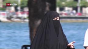 Video «Nationalrat will Burka-Verbot» abspielen