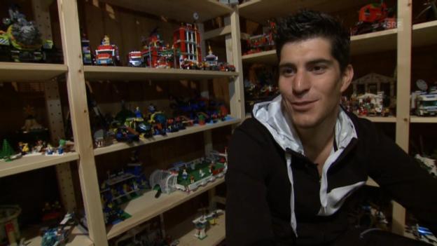 Video «Franco Marvulli über seine Lego-Leidenschaft» abspielen