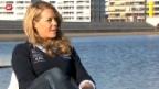 Video «Fränzi Aufdenblatten im Lounge-Gespräch» abspielen
