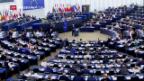 Video «EU kämpft mit Existenzkrise» abspielen