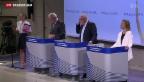 Video «EU will Flüchtlinge gerechter verteilen» abspielen