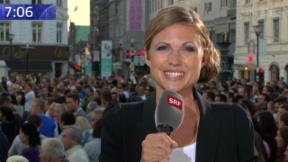 Video «ESC 2013 – Countdown mit Viola Tami und Bernhard Thurnheer» abspielen