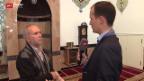 Video «Berner Imam verurteilt Attentate» abspielen