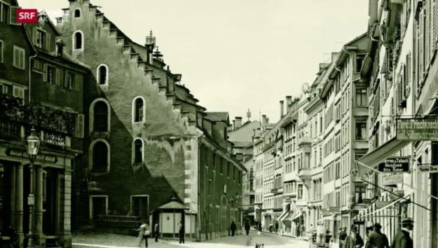 Video «Die Gallusstadt im Wandel der Zeit» abspielen