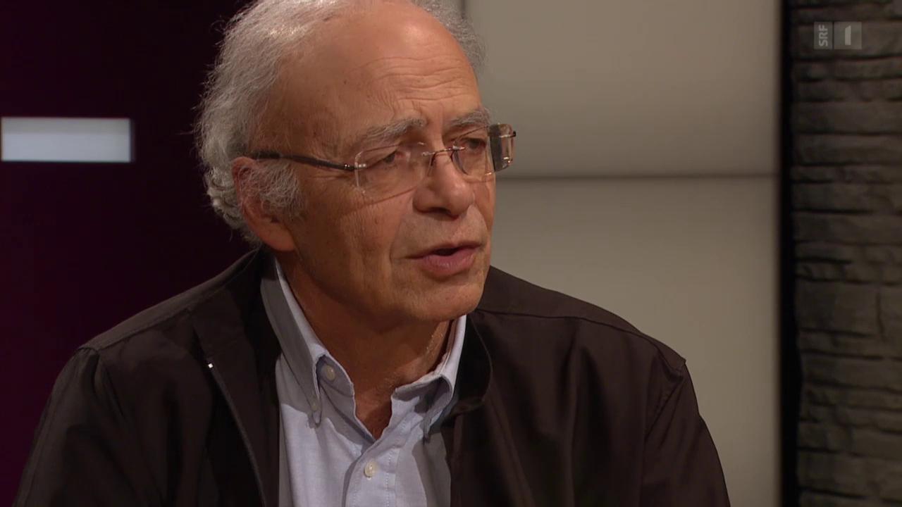 Peter Singer – Der Weltverbesserer unter den Philosophen
