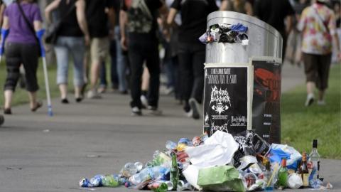 Littering: Ursachen und Massnahmen am Beispiel Basel
