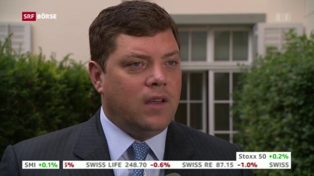 Video «SRF Börse vom 27.09.2016» abspielen