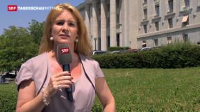 Video «Bundesgericht fällt Kopftuch-Urteil » abspielen