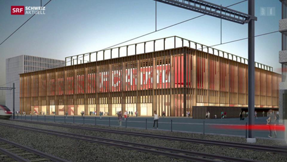 Stadion Aarau weiter verzögert