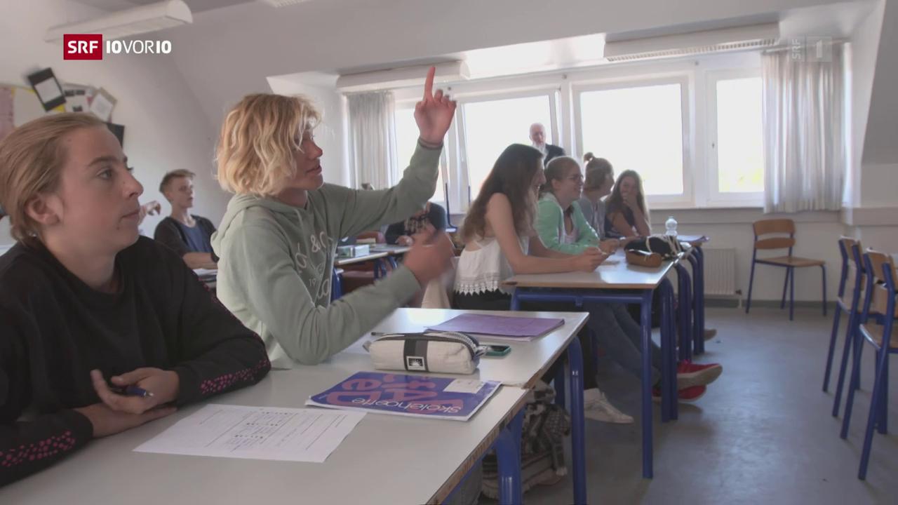 Der unbekannte Nachbar: Die dänische Minderheit