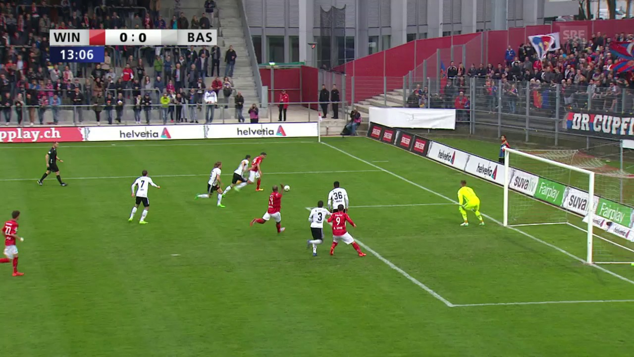 Live-Highlights Winterthur – Basel