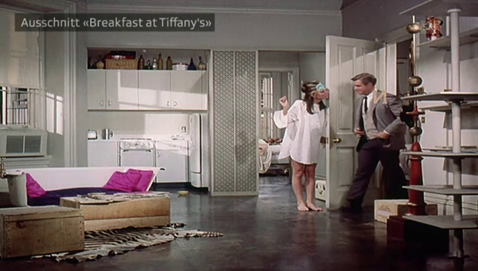 Filmausschnitt «Breakfast at Tiffany's»