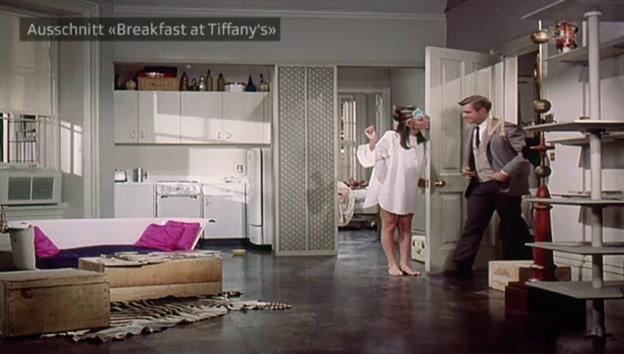 Video «Filmausschnitt «Breakfast at Tiffany's»» abspielen