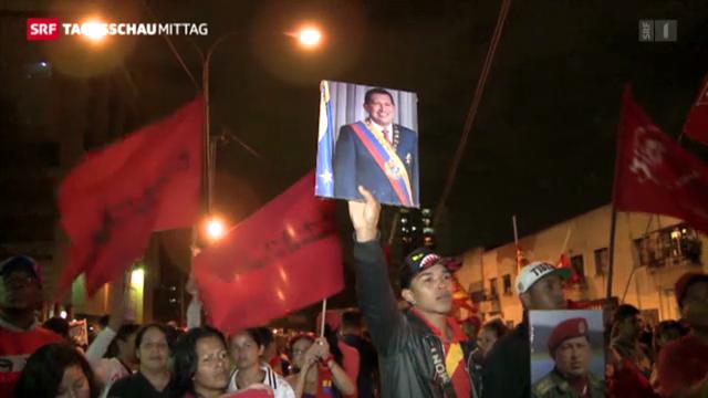 Hugo Chavez ist tot