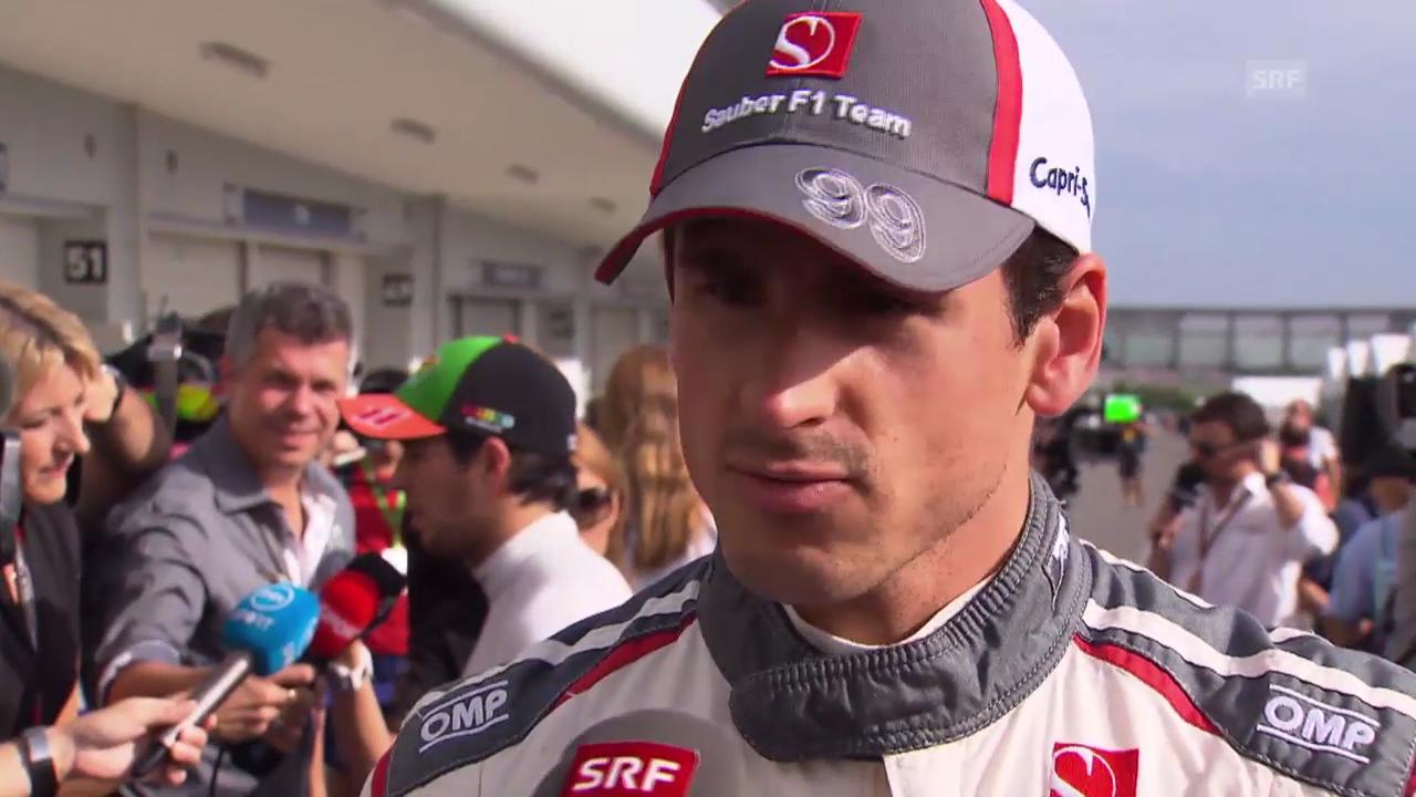 Formel 1: Interview mit Adrian Sutil