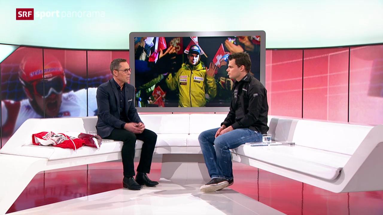 Ski Alpin: Gesprächsgast Patrick Küng, Teil IV