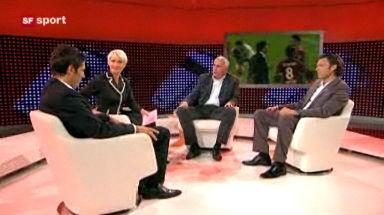 Video ««sportlounge» vom 12. Oktober» abspielen