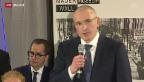 Video «Chodorkowski darf in die Schweiz» abspielen