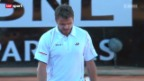 Video «Tennis: Wawrinka-Berlocq» abspielen