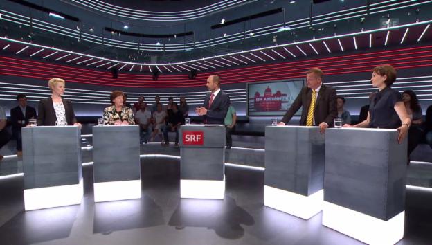 Video «Runder Tisch zum RTVG-Entscheid» abspielen
