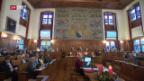 Video «Kein Zürcher Geld für Bischof Huonder» abspielen