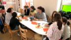 Video «Muttertags-Brunch unter Gleichgesinnten» abspielen