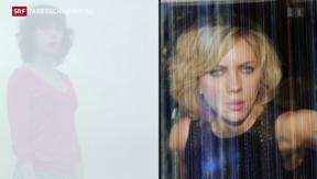 Video «Scarlett Johansson auf der Überholspur» abspielen