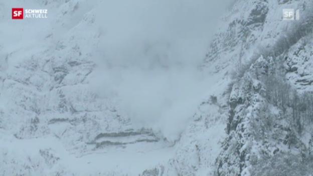 Video «Schweiz aktuell vom 11. Dezember 2012» abspielen