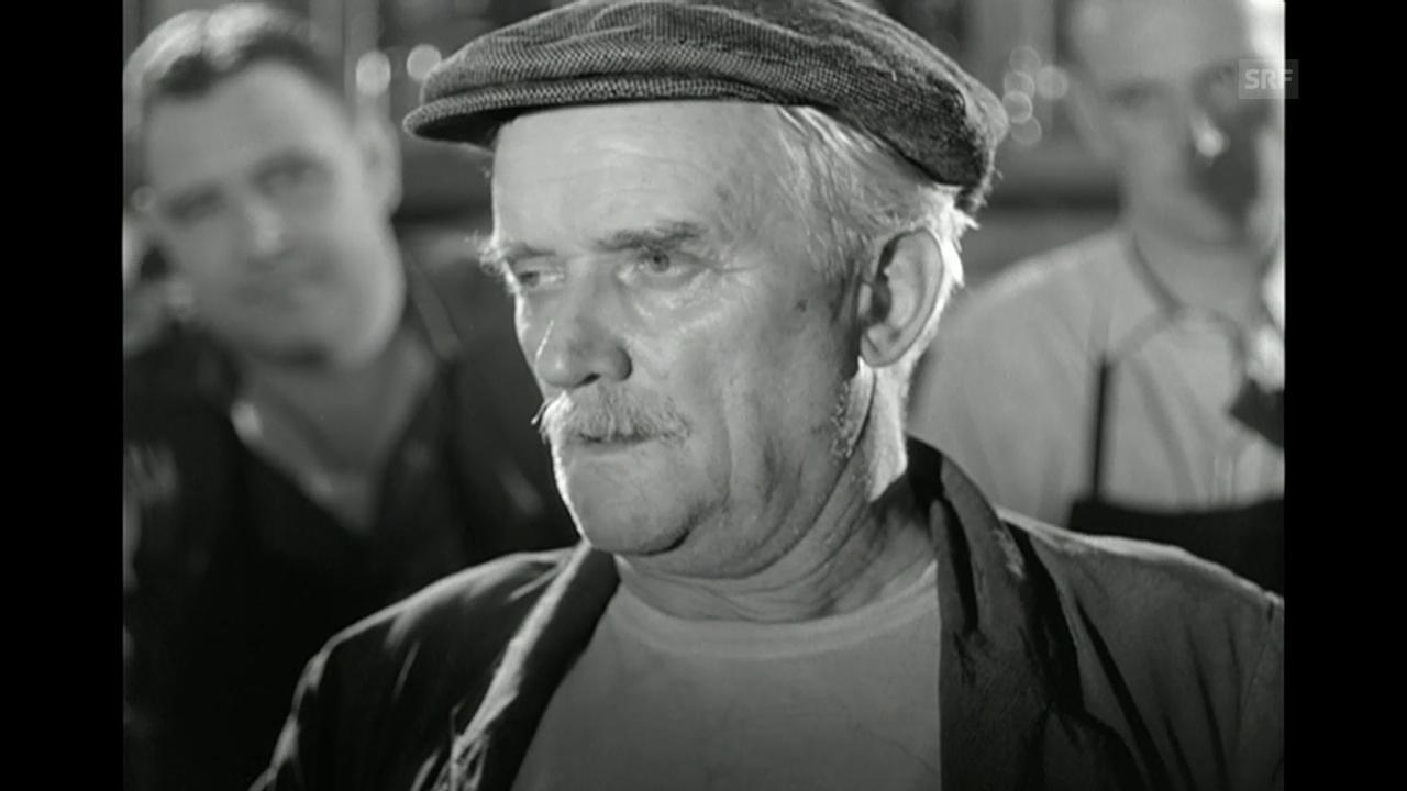 Filmausschnitt von «Bäckerei Zürrer»