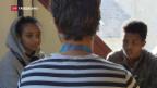 Video «Integration junger Flüchtlinge» abspielen