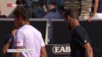 Video «Laaksonen scheitert in Halbfinal an Gasquet» abspielen