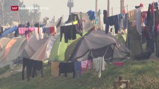 Video «Türkei schiebt Flüchtlinge ab» abspielen