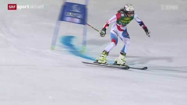 Video «Ski alpin: Team Event in Innsbruck» abspielen