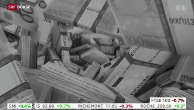 Video «SRF Börse vom 20.10.2014» abspielen