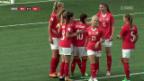 Video «Schweizerinnen bleiben ohne Verlustpunkt» abspielen