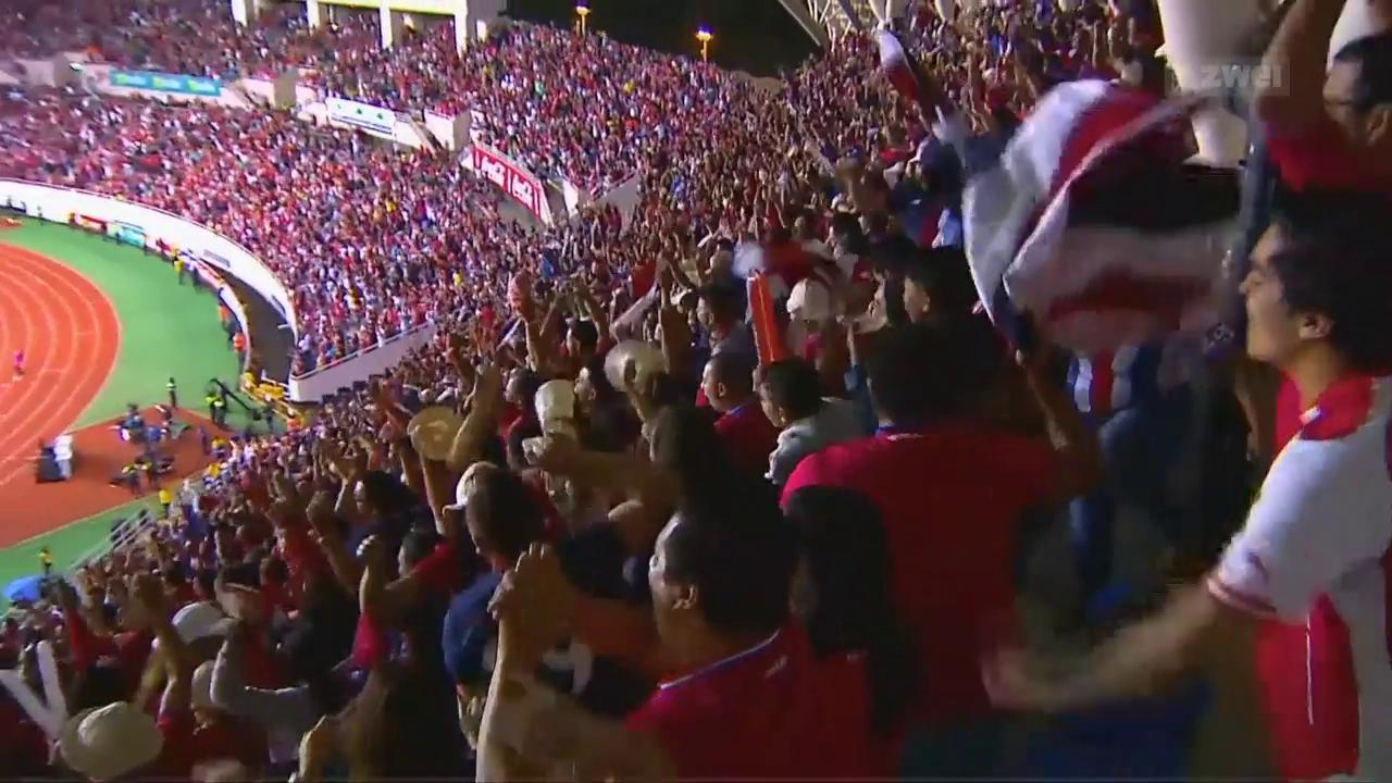 Costa Rica unter der Lupe: Quali und Vorgeschichte