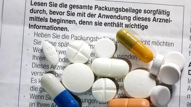 Neue Medikamente – Keine Wirkung ohne Nebenwirkung?