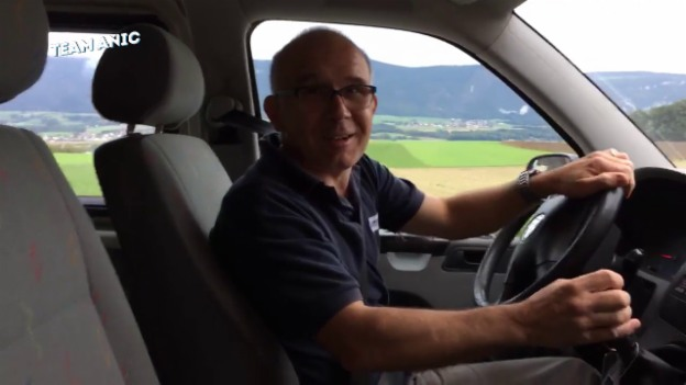 Video ««Ready, Steady, Golf!»: Team Anic überzieht den 5-Minuten-Transport-Joker» abspielen