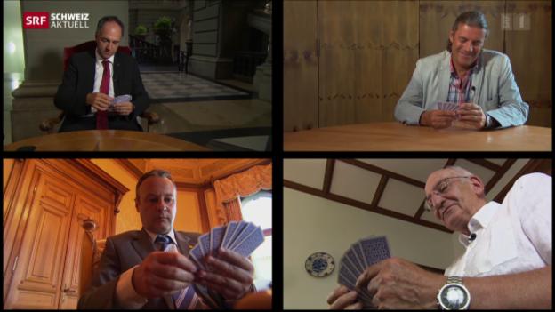 Video «Schweiz aktuell vom 11.09.2015» abspielen