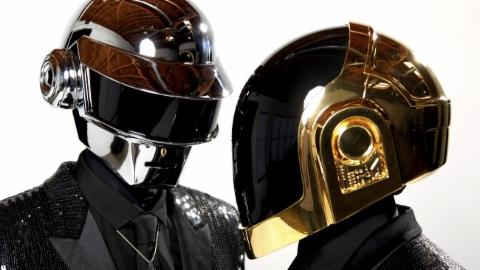 Daft Punk - zwei Franzosen wissen wie man Hits macht