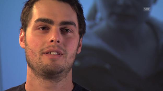 Video «Luca Ribler über den filmischen Grossvater Früh» abspielen