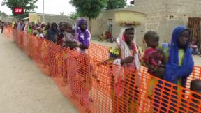Video «Humanitäre Katastrophe in Nigeria» abspielen