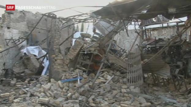 Video «Brutale Anschläge in Pakistan» abspielen