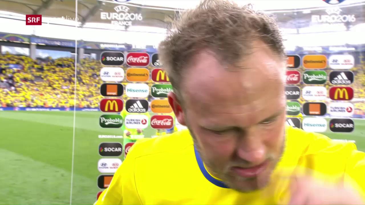 Andreas Granqvist: «Wir hatten eigentlich viele Chancen»