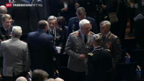 Video «Sicherheitskonferenz in München» abspielen