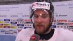 Video «Weber: «Wir haben sehr viel Selbstvertrauen»» abspielen