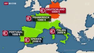 Video «FOKUS: Bargeld-Limiten in der EU» abspielen
